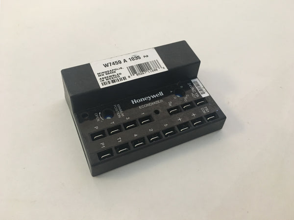 Honeywell W7459 Solid State Economizer Logic Module