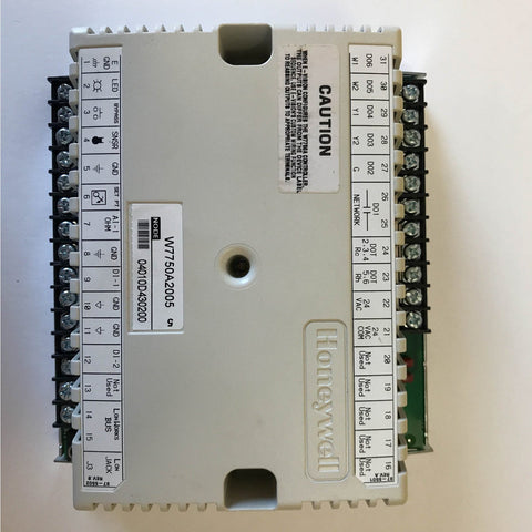 Honeywell W7750A2005 Constant Volume AHU Controller