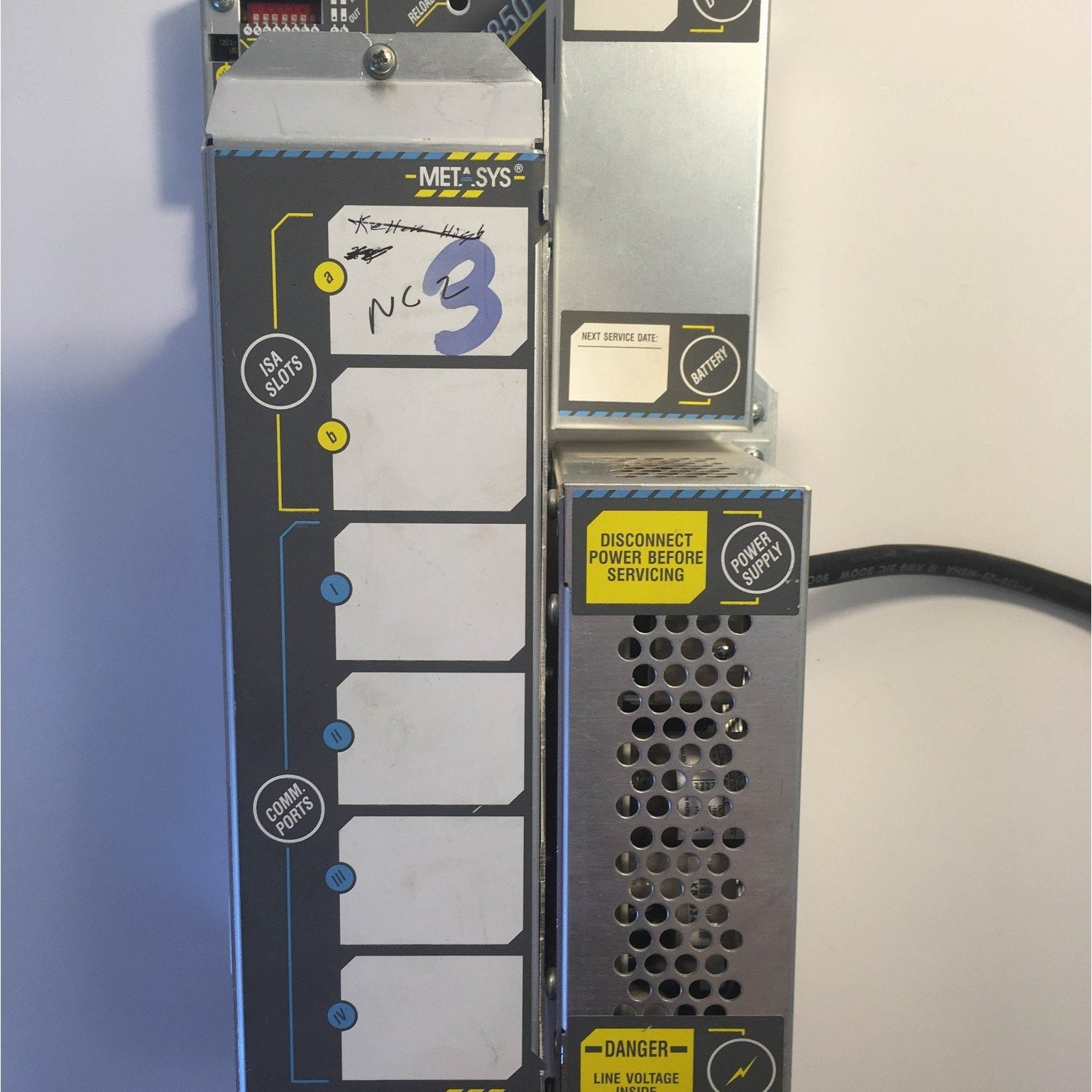 Johnson Controls Metasys NCM350