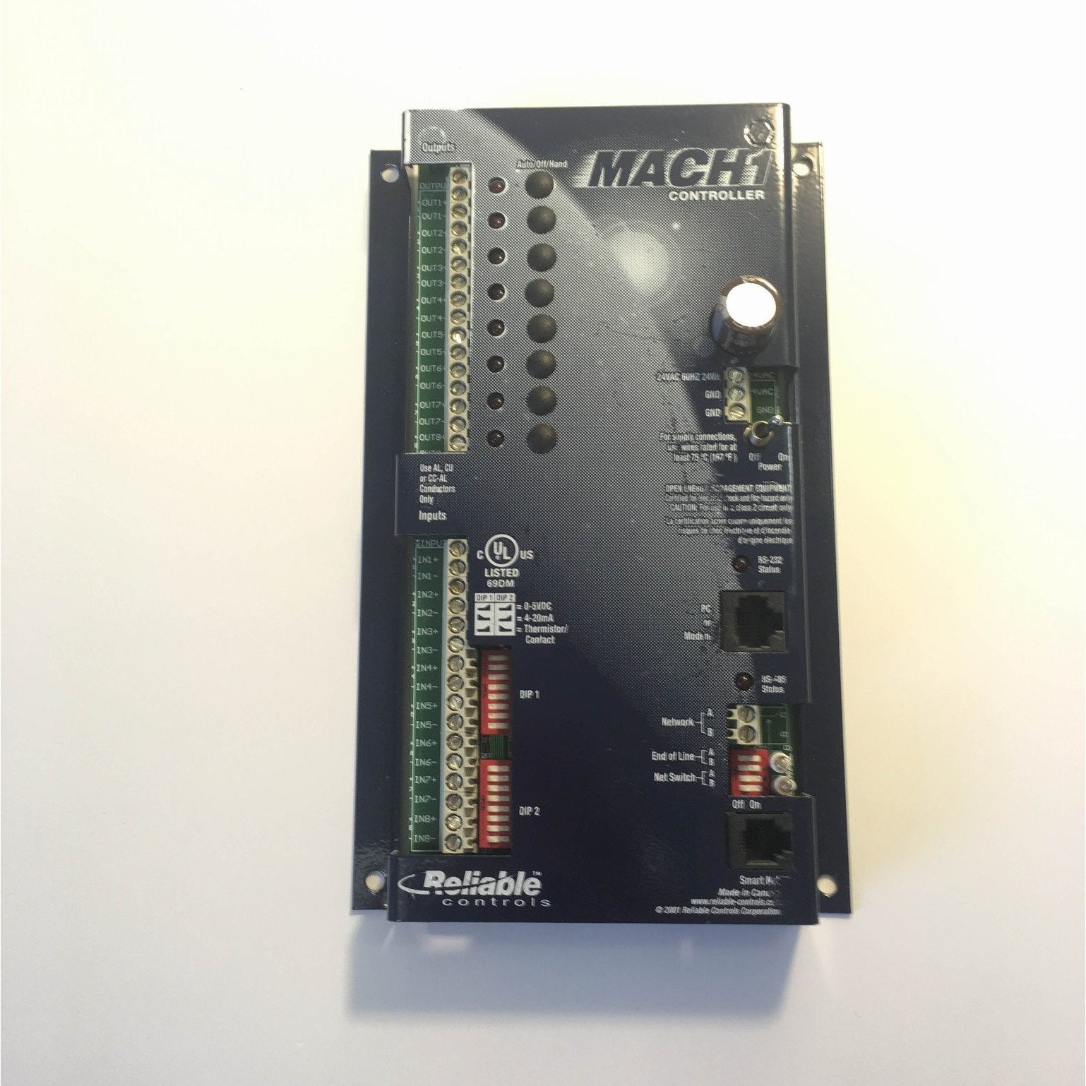 Reliable Controls Mach 1 Controller