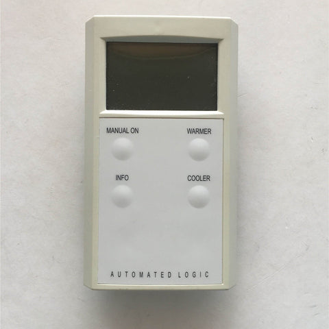 Automated Logic RS Pro Intelligent Room Sensor