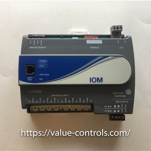 Johnson Controls MS-IOM2721-0 Controller