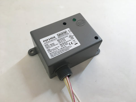 Functional Devices PSP24DA 24 VAC to 1.5 - 28 VDC Power Supply