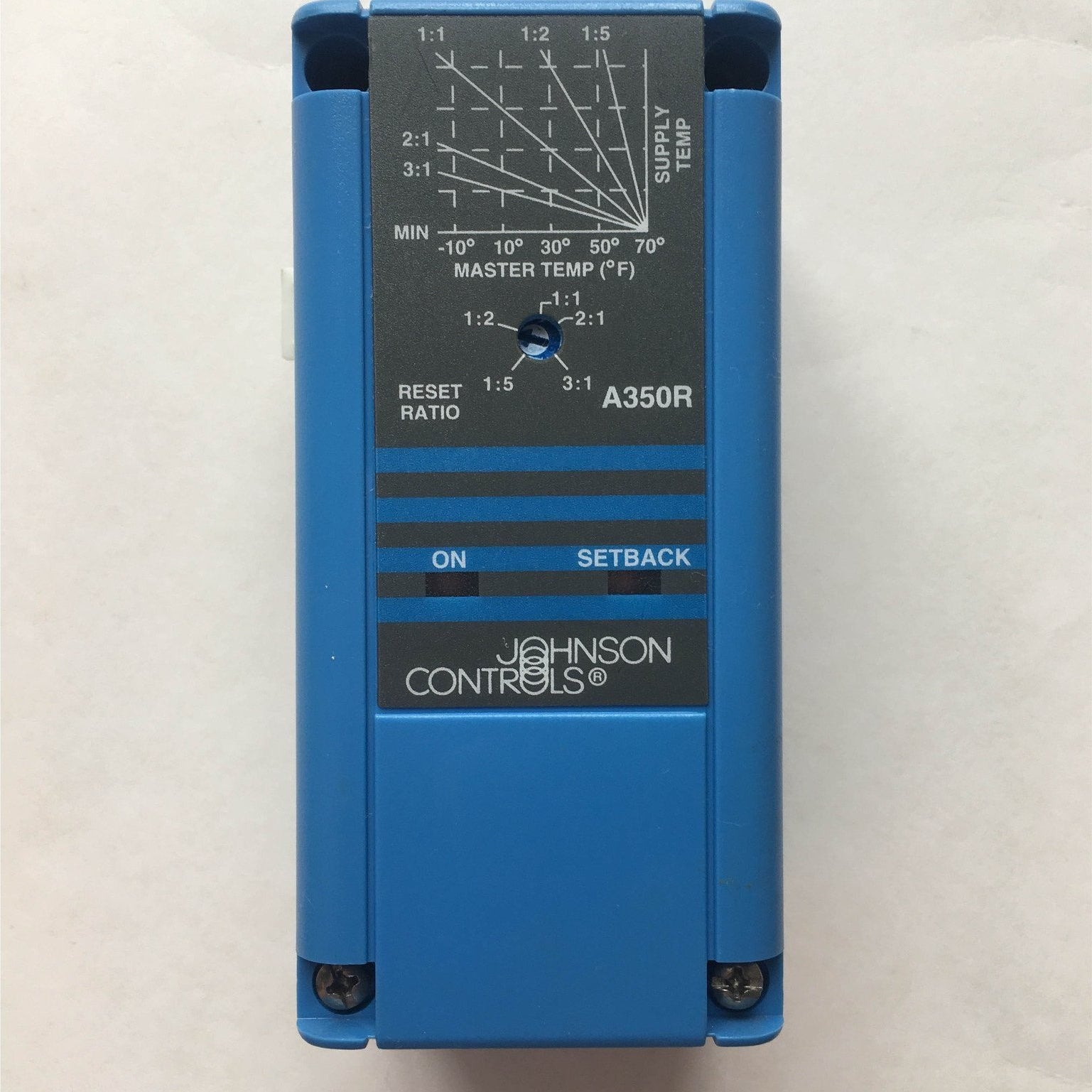 Johnson Controls A350R Reset Control Module
