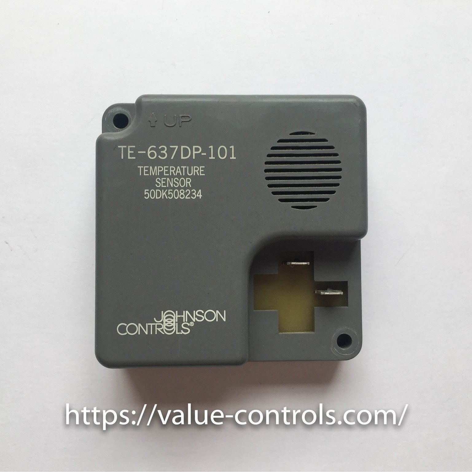 Johnson Controls TE-637DP-101 Surface Mount Duct Temperature Sensor