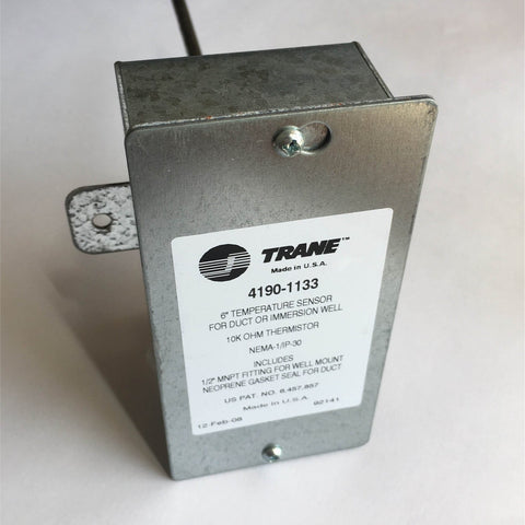 Trane 4190-1133 Duct Temperature Sensor