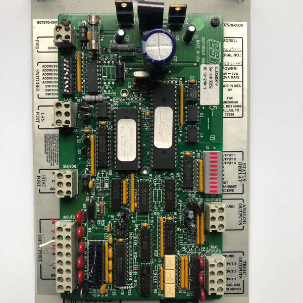 CSI Control Systems MR632-C Controller