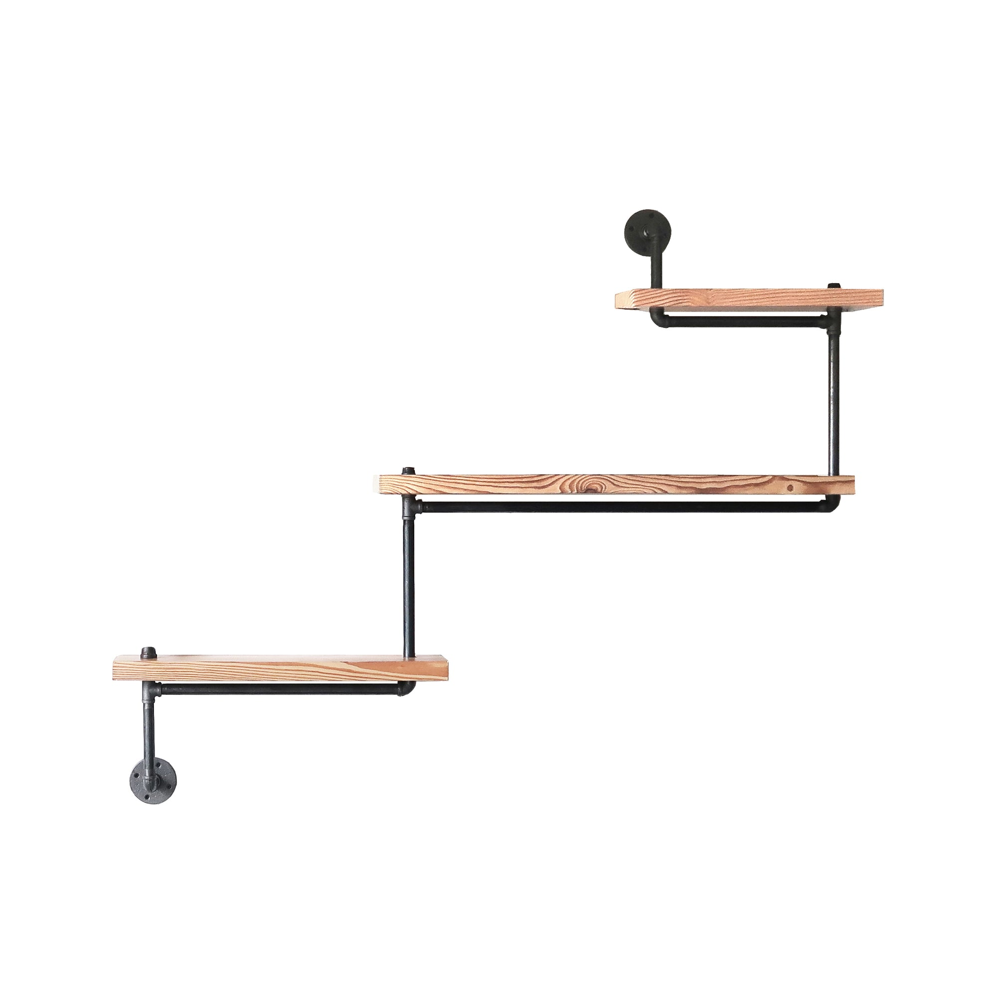 The Adjustable Shelf - Iron & Sprout