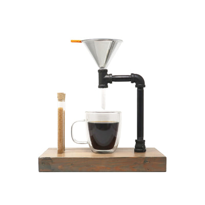 Pour Over Coffee Set - Iron and Sprout
