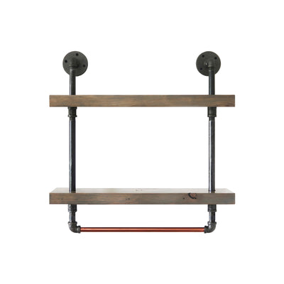 The Utility Shelf - Iron & Sprout