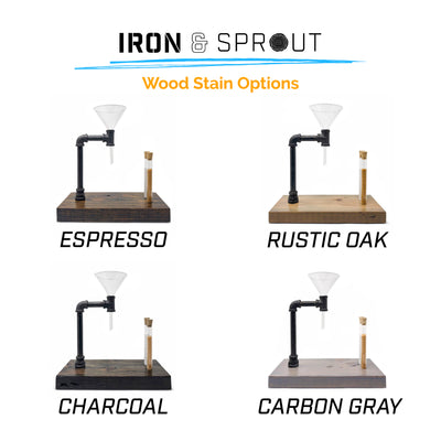 Pour Over Coffee Set - Iron & Sprout