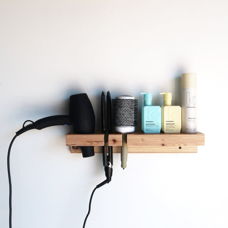 The Hair Tool Holder - Iron and Sprout