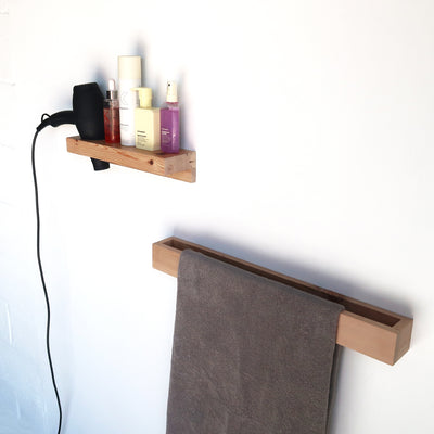 The Towel Rack - Iron and Sprout