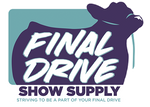 Final Drive Show Supply