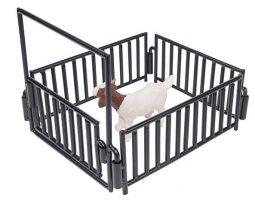 Image of LB Hog Lamb Stall Toy