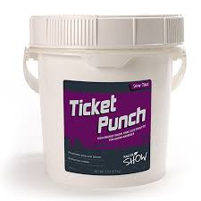 Ticket Punch Purple Rain