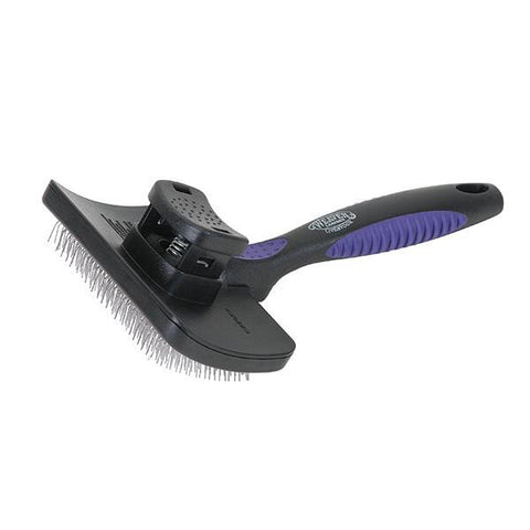 Brush Self Cleaning Slicker