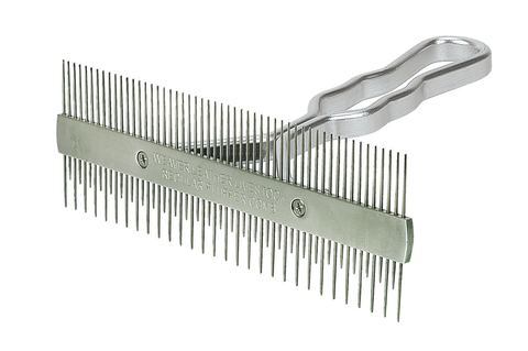 Comb Aluminum Handle Stainless Blade