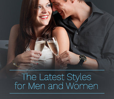 The latest styles for men and women