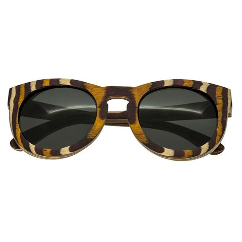 Spectrum Powers Wood Polarized Sunglasses - Multi/Black SSGS123BK