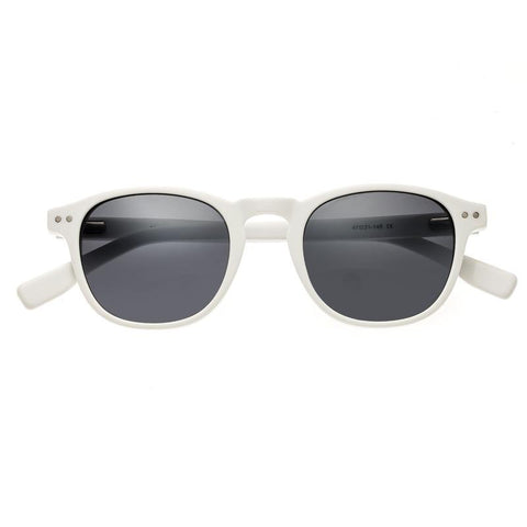 Simplify Walker Polarized Sunglasses - White/Black SSU101-WH