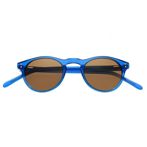 Simplify Russell Polarized Sunglasses - Blue/Brown SSU109-BL