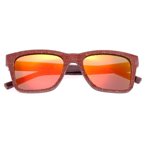 Spectrum Laguna Denim Polarized Sunglasses - Red SSGS129RD