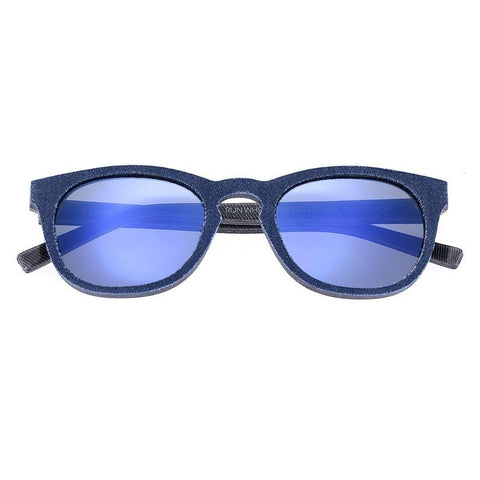 Spectrum North Shore Denim Polarized Sunglasses - Blue SSGS130BL