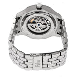 Reign Dantes Automatic Skeleton Dial Bracelet Watch - Silver/Black REIRN4702