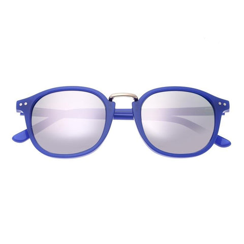 Sixty One Champagne Polarized Sunglasses - Blue/Lavender SIXS133LP