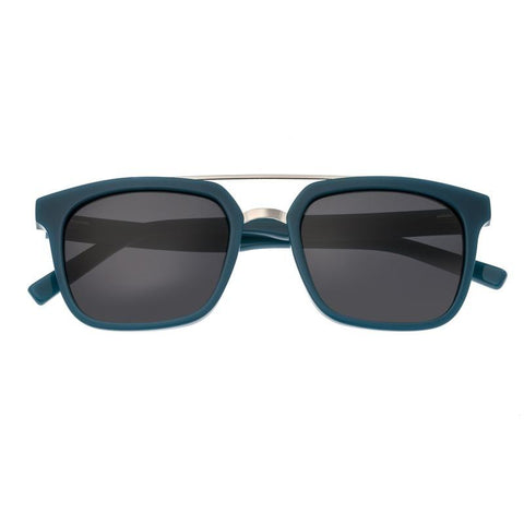 Sixty One Lindquist Polarized Sunglasses - Blue/Black SIXS137BK