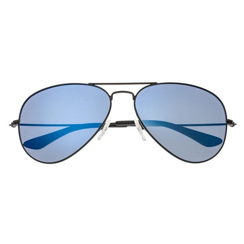 Sixty One Honupu Polarized Sunglasses - Black/Blue SIXS141BL