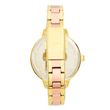 Sophie and Freda Milwaukee Bracelet Watch - Gold/Rose Gold SAFSF5803