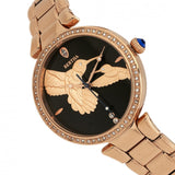 Bertha Nora Bracelet Watch - Black/Rose Gold  BTHBR8503