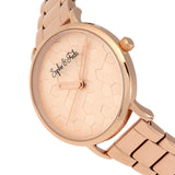 Sophie & Freda Breckenridge Bracelet Watch - Rose Gold SAFSF4703