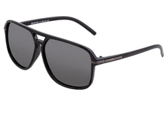 Simplify Reed Polarized Sunglasses - Black/Black