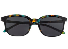 Sixty One Kewarra Polarized Sunglasses - Black/Black