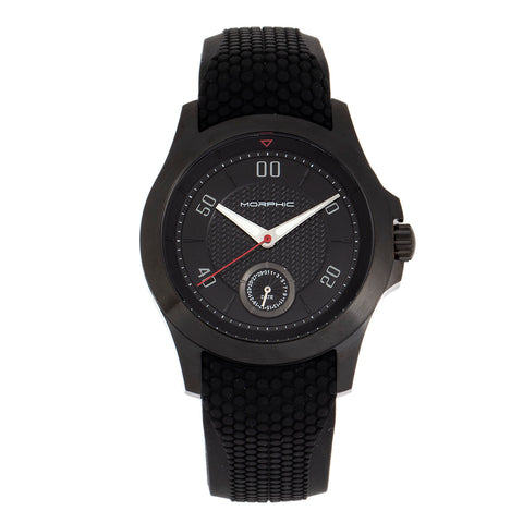 Morphic The M80 Series Strap Watch w/Date - Black MPH8007
