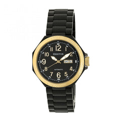 Heritor Automatic Spartacus Bracelet Watch w/Day/Date - Gold/Black