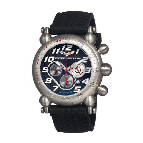 Corvette By Equipe Ev107 Corvette Zr1 Mens Watch EQUEV107