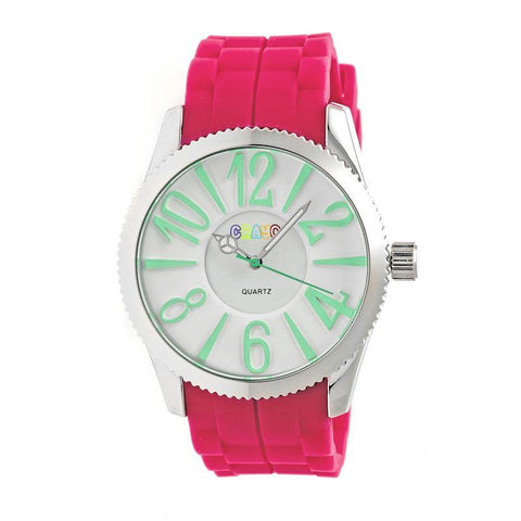 Crayo Magnificent Ladies Watch - Pink CRACR2907