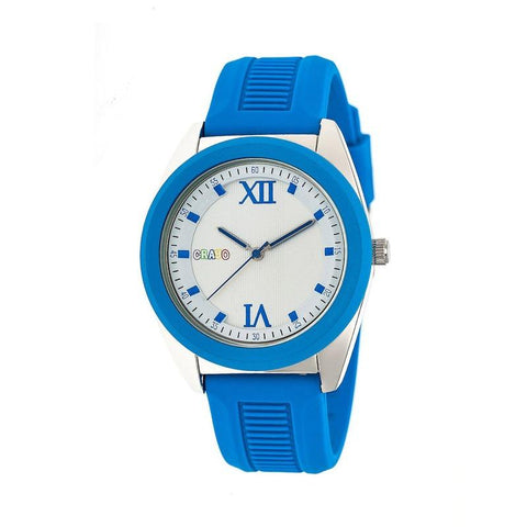 Crayo Praise Quartz Watch - Blue/Silver CRACR3604