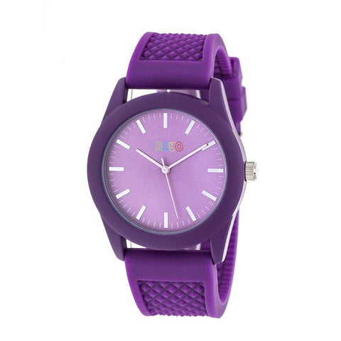 Crayo Storm Quartz Watch - Purple CRACR3705