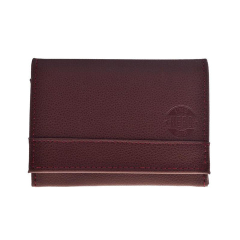 Hero Wallet James Series 450brn Better Than Leather HROW450BRN