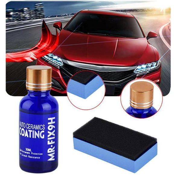 Anti-Scratch Ceramic Car Coating Set - Chilling Outdoors