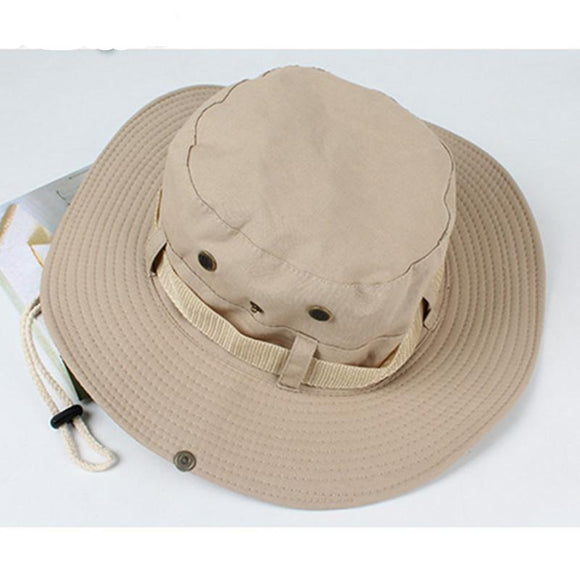Summer Fashion Adjustable Size Sun Hat - Chilling Outdoors