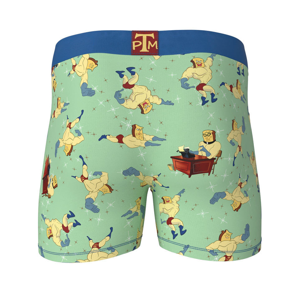Men's Boxer Briefs - Cartoon Network - Ren and Stimpy