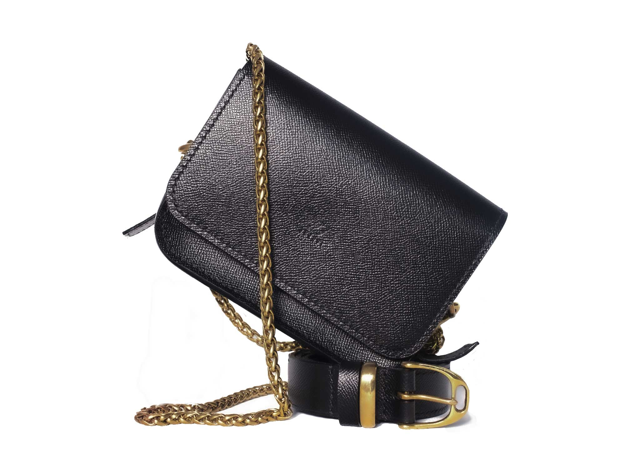 classic black bag cross-body bag belt bag