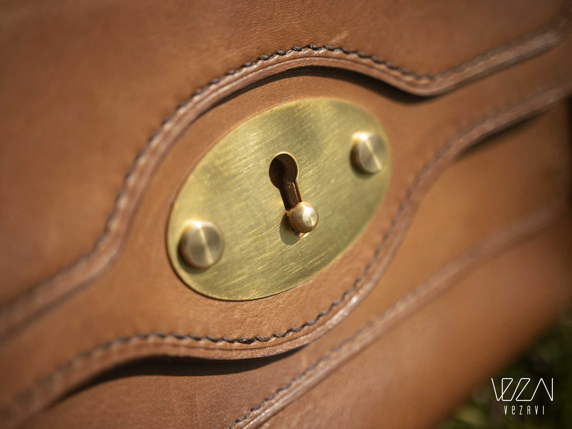 Leather bag | Handmade bag | Vintage style bag