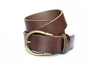 Horse fashion horse shoe belt